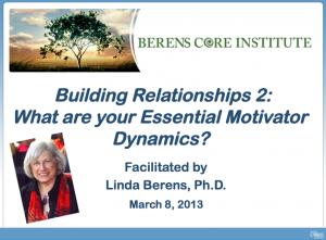 Building Relationships 2