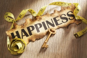 What IS happiness to you? What is a good measure of happiness?