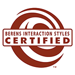 Berens Interaction Style Certification Stamp
